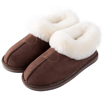 GaraTia Women Men Winter House Slippers Antiskid Indoor & Outdoor Fuzzy Shoes | Slippers