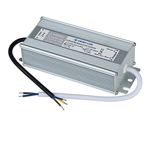 HERO-LED PS-WP12LPS60 LED Power Supply - Constant Voltage...