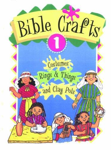 Read Online Bible Crafts for Kids: v. 1 ebook