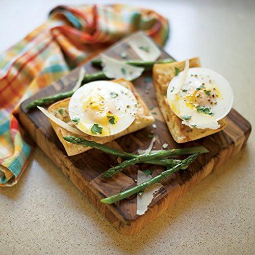 Amazon.com: Nordic Ware 64702 - Escalfador de huevos para ...