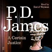A Certain Justice | P. D. James