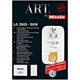 Miele L Bags for ART Vacuums 5/pkg
