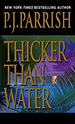Thicker Than Water (Louis Kincaid Book 4)