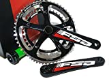 FSA Energy MegaExo Road Bike Crankset 53/39T 172.5mm N10/11 Speed Double NEW