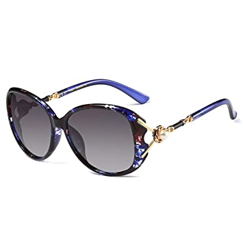 Gafas de sol- polarizadas para Mujer 2018 Nuevas Cara ...