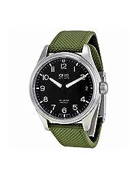 Oris Men's 75176974164LS19 Big Crown Analog Display Swiss Automatic Black Watch