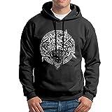 GTSTCHD Men's Crooks & Castles Hooded Sweatshirt Black L