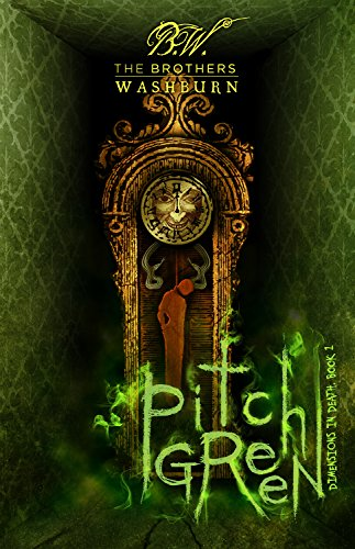 Pitch Green Dimensions In Death Book 1