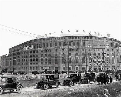 Vintage Yankee Stadium New York Yankees 8x10 11x14 16x20 photo 049 - Size 8x10 (Stadium Photograph 16x20 Yankee)