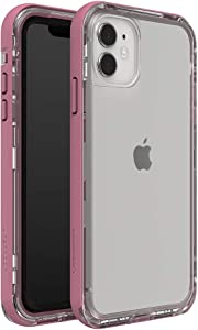 LifeProof NEXT SERIES Case for iPhone 11 - ROSE OIL (CLEAR/HEATHER ROSE)