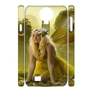 SamSung Galaxy S4 I9500 The elves 3D Art Print Design Phone Back Case Customized Hard Shell Protection HGF043389