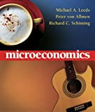 Microeconomics, Michael A. Leeds and Richard C. Schiming, 0321451287