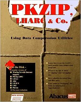 Pkzip, Lharc and Co : I  Kespret: 9781557552037: Amazon com