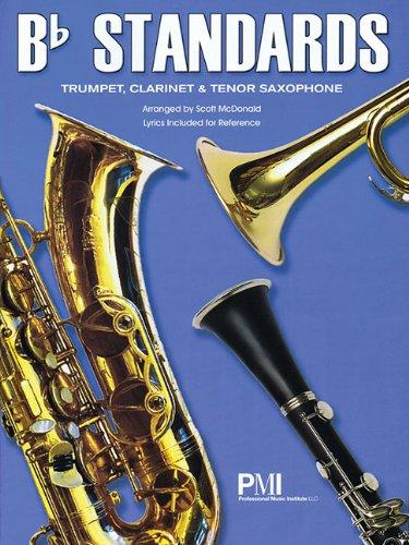 Bb Standards: Trumpet, Clarinet & Tenor Saxophone Pdf ISBN-10