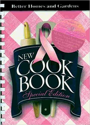 New Cook Book, Special Canadian Edition Pink Plaid: For Breast Cancer Awareness Plastic Comb – Special Edition, October 10, 2006