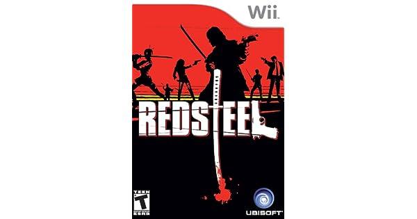 Amazon.com: Red Steel - Nintendo Wii: Artist Not Provided ...