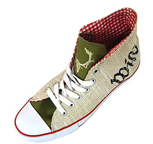 Krüger Madl Mens Trainers Beige - Beige countdown package clearance for sale 9aFY8c2