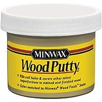 Minwax 13611 3.75-Ounce Wood Putty, Golden Oak by Minwax