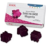 Xerox 108R00606 Magenta Solid Ink (3 Sticks, Phaser 8400-Series Printers)