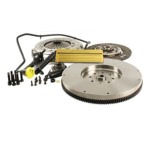 VALEO CLUTCH KIT+SLAVE+FLYWHEEL for DODGE RAM 2500 3500 5.9L CUMMINS DIESEL 6SPD