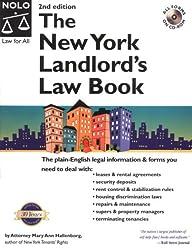 New York Landlord's Law Book