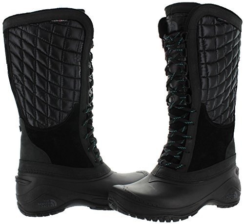 Safety Black Face Women''s North The W Boots Thermoball Green Utility 7OZqUwS