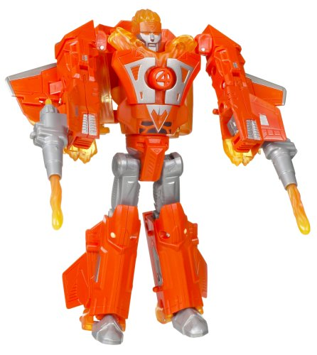 Marvel Legends Transformers Crossovers - Human Torch