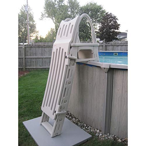 Confer Plastics A-Frame 7200 Above Ground Adjustable Pool Roll-Guard Safety -