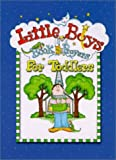 Little Boys Book of Prayers for Toddlers, Carolyn Larsen, 0801045010