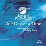 One Day At  A Time [Accompaniment/Performance Track]
