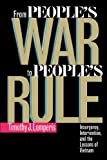 From People's War to People's Rule, Timothy J. Lomperis, 0807845779