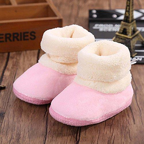 Mignon Newborn Baby Boy Chaussures Filles Chaussons Toddler Infant Chaussures de marche Douche Cadeau Bébé, # 10