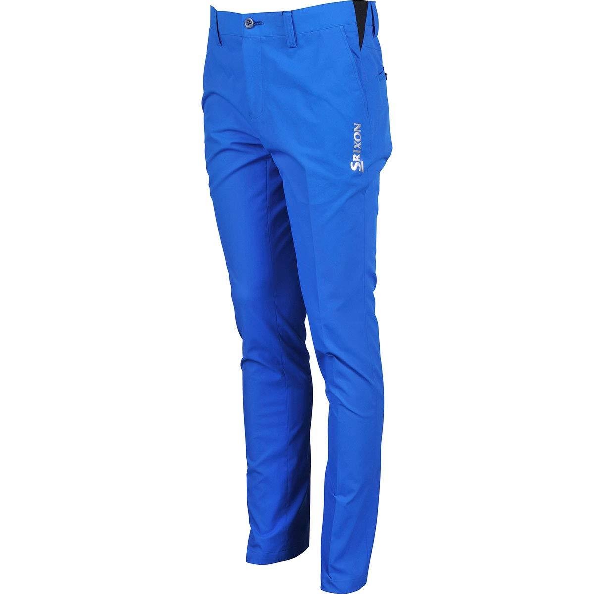 スリクソンゴルフ SRIXON ロングパンツ ストレッチロングパンツ ブルー 00 79   B07P3H8F57