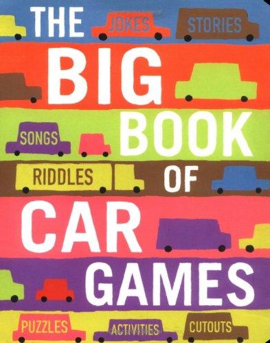 Download Big Book of Car Games pdf