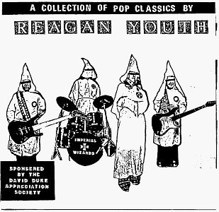 A Collection of Pop CD by Reagan Youth (1991-12-20)