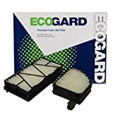 ECOGARD XC35872 Premium Cabin Air Filter Fits Subaru Outback, Legacy, Baja