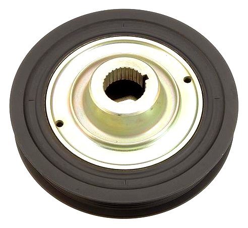 Oes Genuine Crankshaft - OES Genuine Crankshaft Pulley for select Honda Prelude models