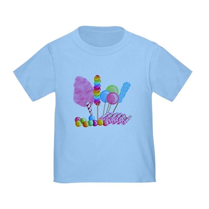 7fb62241 Amazon.com: CafePress - Candy Circus T-Shirt - Cute Toddler T-Shirt ...
