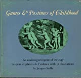 img - for Games and Pastimes of Childhood (Dover pictorial archive series) (English and French Edition) book / textbook / text book
