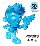 Uncharted Nathan Drake Scarecrow Blue Colorway Vinyl Figure