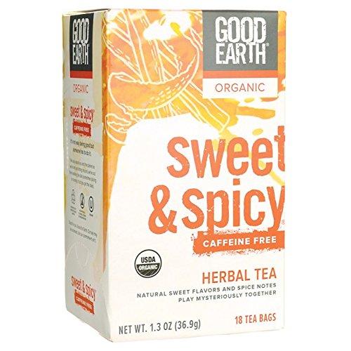 Good Earth Organic Original Caffeine