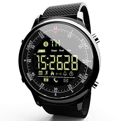 digital watch man - 7