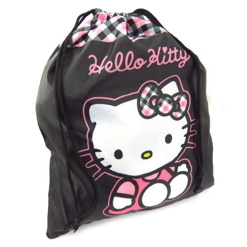 Rosa pool bag Hello Kitty nero. Realmente La Venta En Línea Explorar En Venta Descuento Del Límite Diseñador Le4Kc