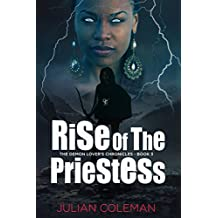Rise of the Priestess: A Dark Paranormal Fantasy (The Demon Lover's Chronicles Book 3)
