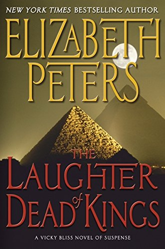 Read Online Laughter of Dead Kings (Vicky Bliss, No. 6) PDF
