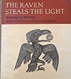 img - for Raven Steals the Light book / textbook / text book