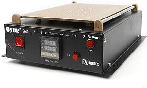 GUANG Screen Separator Machine, 14inch 600w Smartphone Digital LCD Separator Machine Splitter Machine Built-in Vacuum Pump for Mobile Phone Tablet Repair