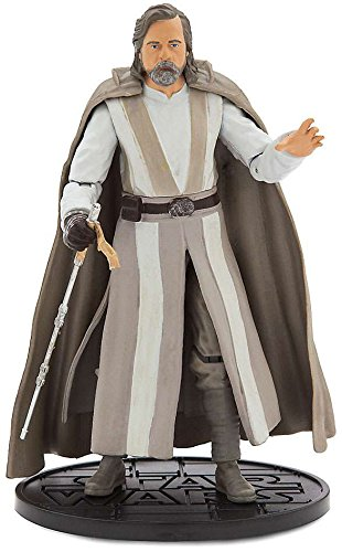 Star Wars Luke Skywalker Elite Series Die Cast Action Figure 6 Inch Star Wars The Last Jedi 461013936500