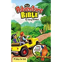 NIrV, Adventure Bible for Early Readers, Hardcover, Full Color