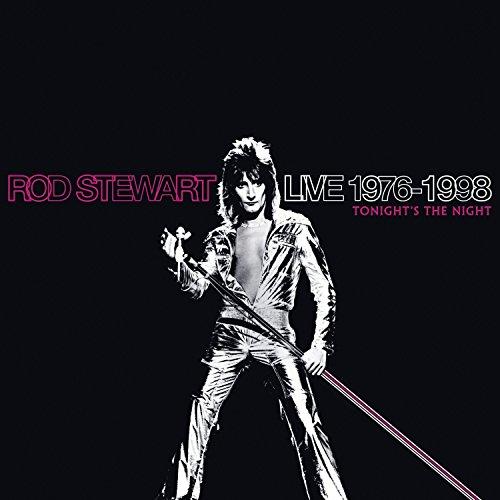 CD : Rod Stewart - Live 1975-1998: Tonight's the Night (4 Disc)